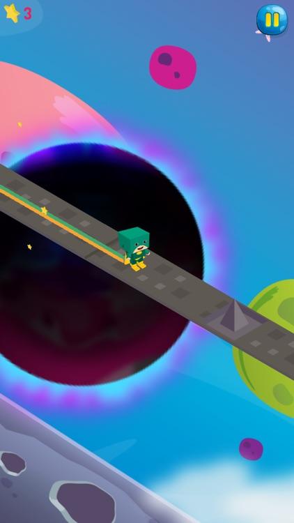 Super Hero - Galaxy Path screenshot-0