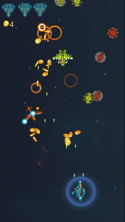Space War : Shoot Enemy And Battle