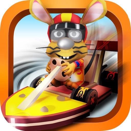 Rat Race: The Legend of Rex iOS App