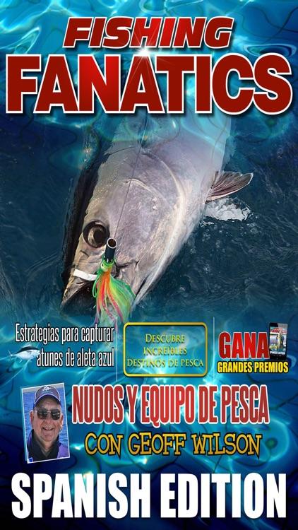 Fishing Fanatics Magazine - World's Leading Fishing Identities screenshot-3