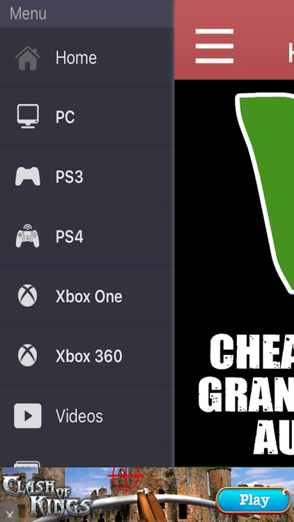 Cheats For GTA 5 (Grand Theft Auto V Edition)