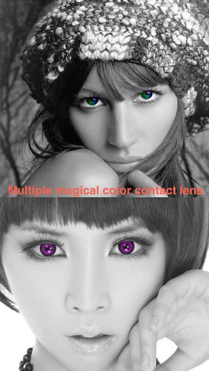 Magic Eye Color Effect-Eye Color Changer,Red Eye Remover