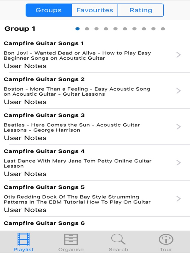 Campfire Guitar Songs On The App Store