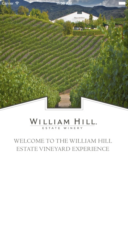 William Hill Estate Vineyard Experience
