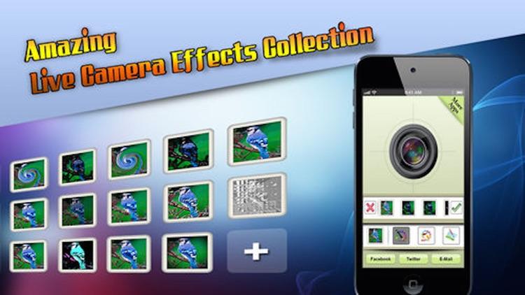 Live Camera Effects