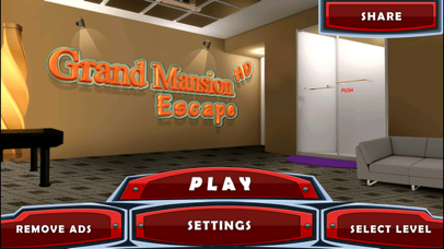Grand Mansion Escape Free -- Can You Escape from the rooms