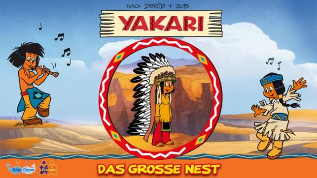 Yakari Das Große Nest Im App Store