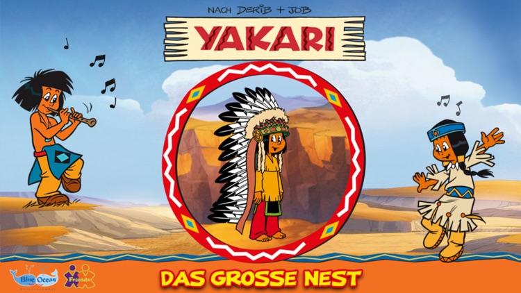 ausmalbilder yakari grosser adler