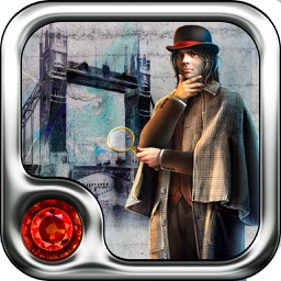 Hidden Object: Mystical Detective London