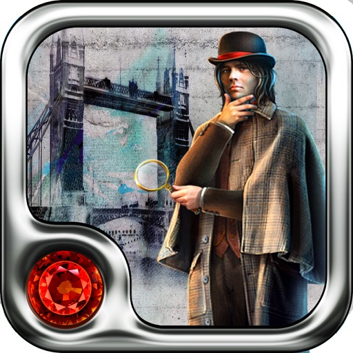 Hidden Object: Mystical Detective London