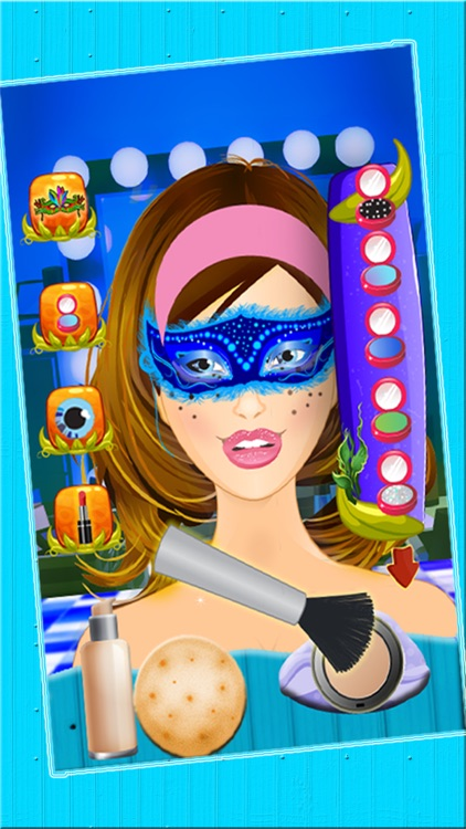 Mermaid Princess Spa Makeover Salon - An Underwater aquatic dress up & make up fairy tale game for girls