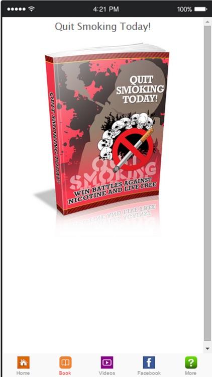 How to Quit Smoking - Learn Method to Stop Smoking screenshot-3