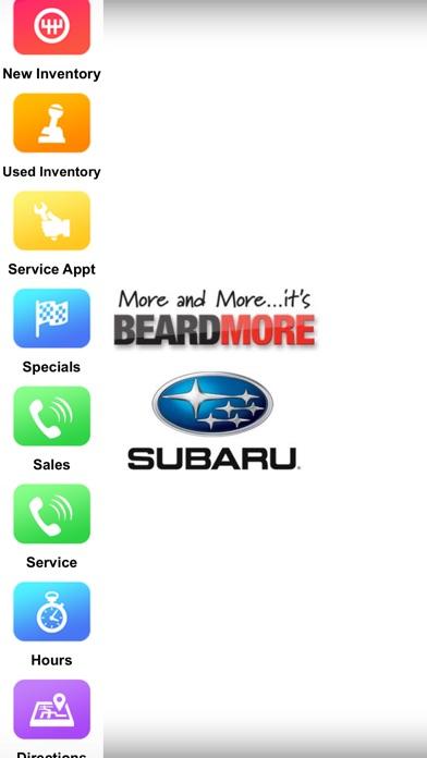 Beardmore Subaru Apprecs