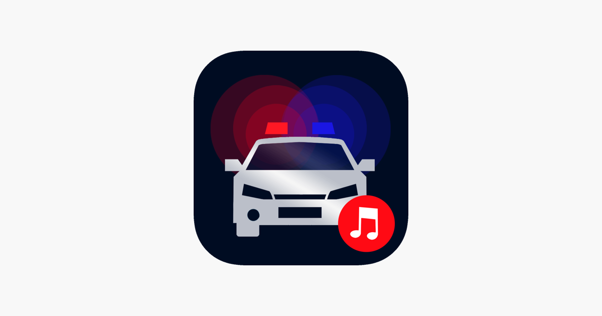 Police Sound Effects Pro – Ringtones and Cool Text Tones
