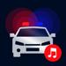 13.警的声音效果专业版 - 手机铃声和酷文本口气同警笛和的紧急垫铁噪声