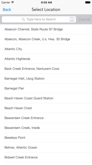 New Jersey Tide Times On The App Store