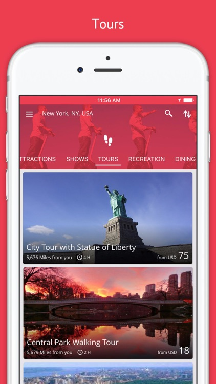 WhaToDo - Tours, Travel Activities & Attraction Tickets