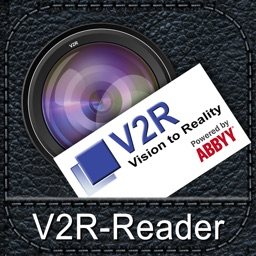 V2R Vision to Reality Business Card Reader
