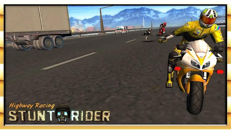 Highway Racing Stunt Rash