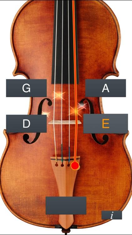 Violin Tuner Simple