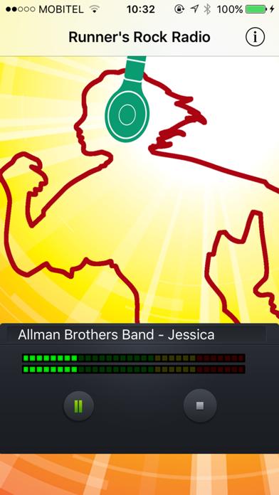 Runner's Rock Radio
