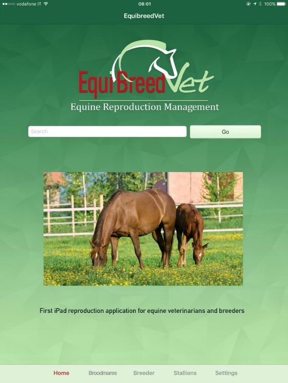 EquiBreedVet Pro - Equine Reproduction Management screenshot-0