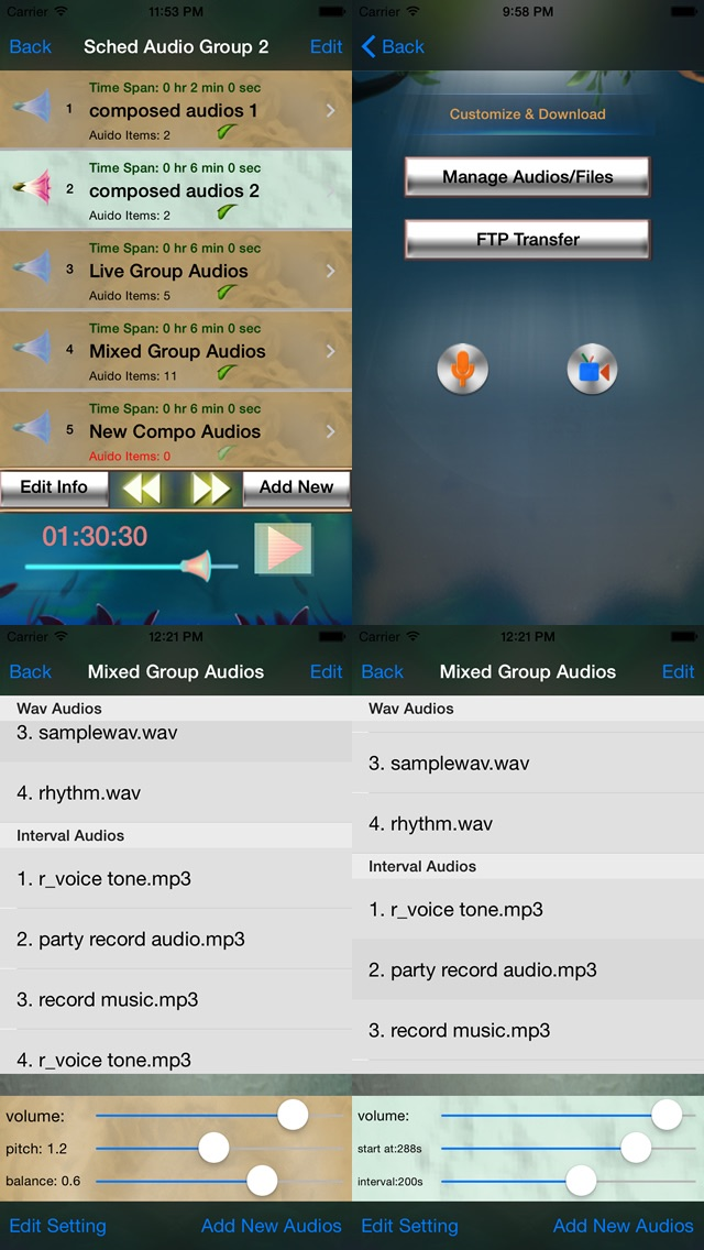 Audio Music Plan Player Lite HD - Media Plus - AppRecs