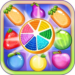 Garden Fruit - Pop Clash FREE