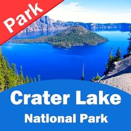 Crater Lake National Park – GPS Offline Park Map Navigator