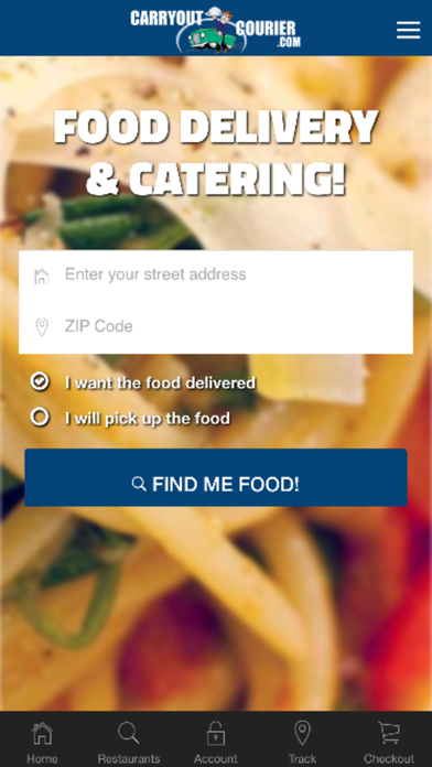 Carryout Courier-Food Delivery | App Price Drops