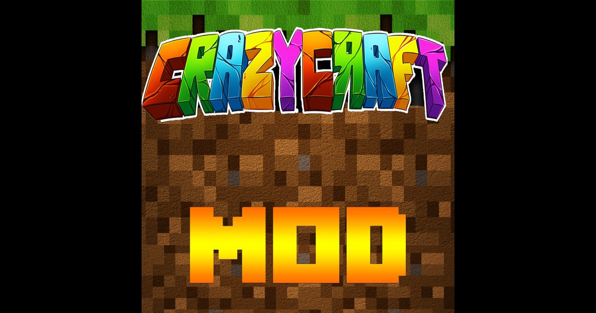 Crazy craft mod guide for minecraft pc complete and for 101 crazy crafting ideas