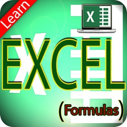 Great App for MS Excel Formula & Macros - Learn in 30 days