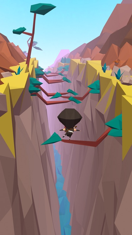 Ninja Steps - Endless jumping game screenshot-0