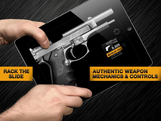 Weaphones™ Firearms Sim Mini для iPad
