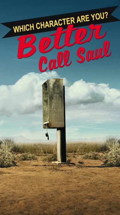 Which Character Are You? - Personality Quiz for Better Call Saul & Breaking Bad screenshot-3