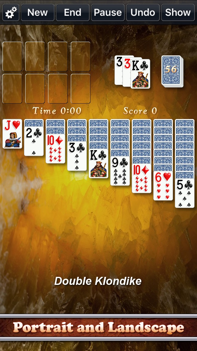 Screenshot #7 for Solitaire City Classic