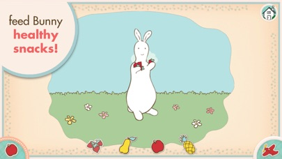 Pat The Bunny review screenshots