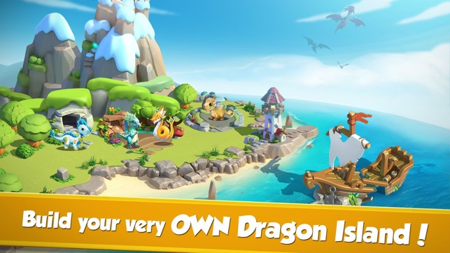 Dragon Mania Legends on the App Store