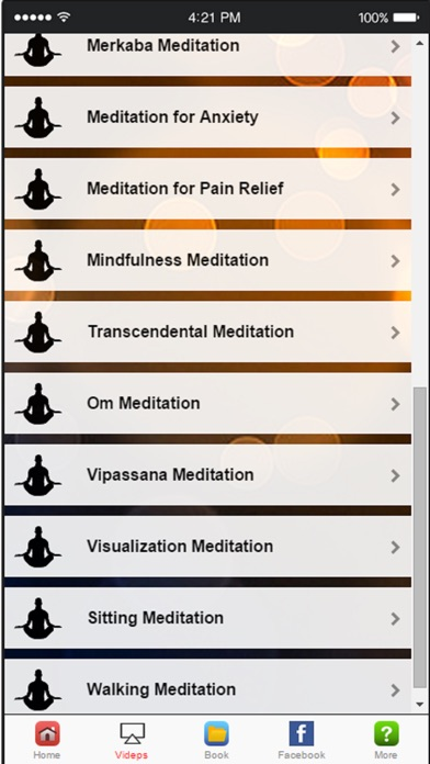 Meditation for Beginners - Learn How to Meditate screenshot four
