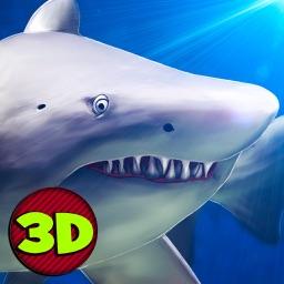 Wild Angry Shark Simulator 3D