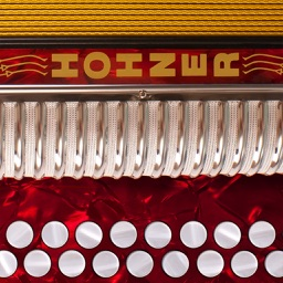 Hohner MIDI Melodeon - Two-Row Button Accordion MIDI Controller