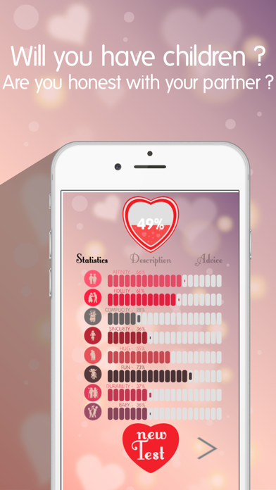 Download Love Test 2016 - Name Compatibility Tester Calculator for Pc