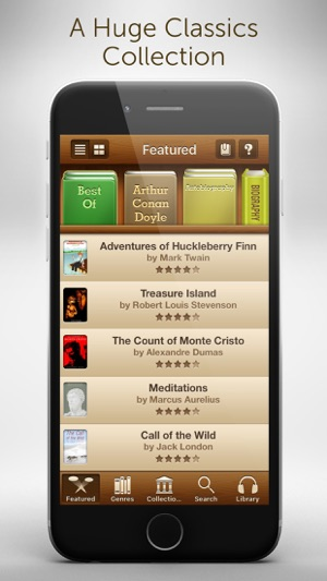 Audiobooks - 2,947 Classics For Free  The Ultimate Audiobook