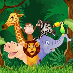 Animal Sounds - App for kid