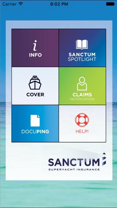 Sanctum Superyacht Insurance