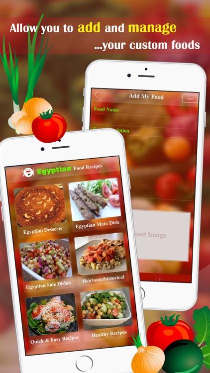 Egyptian Food Recipes screenshot-4