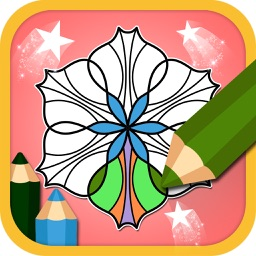 ColorZen: Coloring Book for Relaxing while Painting