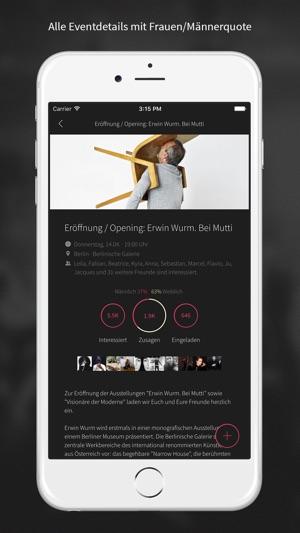 Abend im App Store