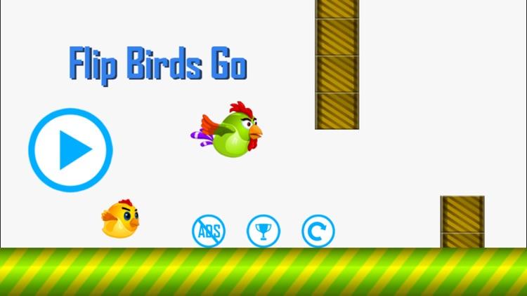 Flip Birds Go - Flappy Two Birds