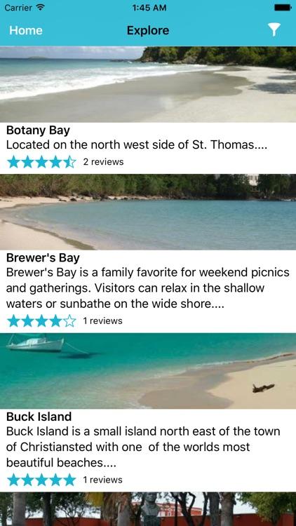My Virgin Islands